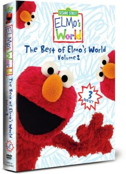 Sesame Street: Elmo's World - the Best of Elmo's World, Vol. 2