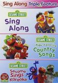 Video/DVD. Title: Sesame Street: Sing along/Kids' Favorite Country Songs/Sesame Sings Karaoke