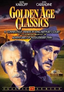 Golden Age Classics: Connecticut Yankee / Adventures of Huck