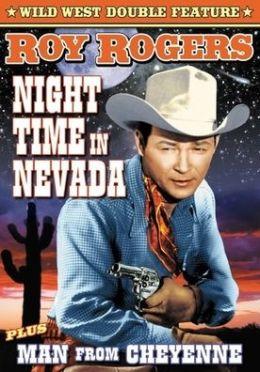 Night Time in Nevada/Man from Cheyenne