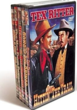 Tex Ritter Collection, Vol. 1