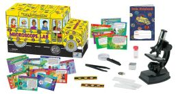 The Magic School Bus - Microscope Lab
