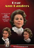 Video/DVD. Title: The David Susskind Show: Dear Ann Landers