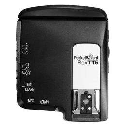 PocketWizard Wireless FlexTT5 Transceiver with Control TL for Nikon DSLR