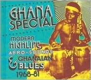Ghana Special: Modern Highlife, Afro-Sounds & Ghanaian Blue 1968-81