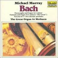Michael Murray Plays Bach on the Great Organ at Methuen
