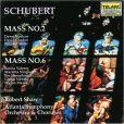 CD Cover Image. Title: Schubert: Masses Nos. 2 & 6, Artist: Robert Shaw