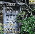 CD Cover Image. Title: Schubert: Songs for Male Chorus, Artist: Robert Shaw