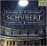 Schubert: Symphonies Nos. 8