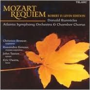 Mozart: Requiem [Levin Edition]