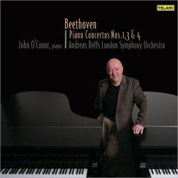 Beethoven: Piano Concertos Nos. 1, 3 & 4