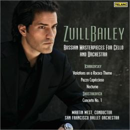 Russian Masterpieces for Cello and Orchestra
