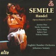George Frideric Handel: Semele