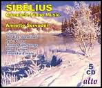 Sibelius: Complete Piano Music [Box Set]