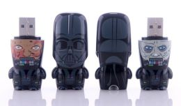 Mimoco Star Wars Darth Vader MIMOBOT USB Flash Drive - 4GB