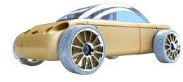 Automoblox Mini S9 Sedan Heather Blue