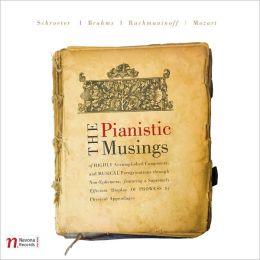Pianistic Musings of Highly Accomplished Composers