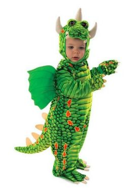 Dragon Infant/Toddler Costume: Size 6-12M