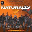 CD Cover Image. Title: Hidden in Plain Sight: Vox Maximus, Vol. 1, Artist: Naturally 7