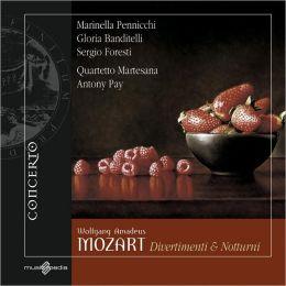 Mozart: Divertimenti & Notturni