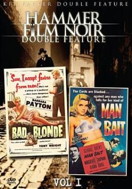 Hammer Film Noir Double Feature, Vol. 1
