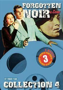Forgotten Noir & Crime: Collection 4