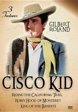 Cisco Kid: Western Triple Feature, Vol. 2