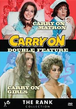 Rank Collection: Carry on Double Feature - Carry on Matron/Carry on Girls