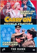 Rank Collection: Carry on Double Feature - Carry on behind/Carry on England