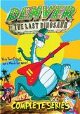 Video/DVD. Title: Denver The Last Dinosaur: Complete Series