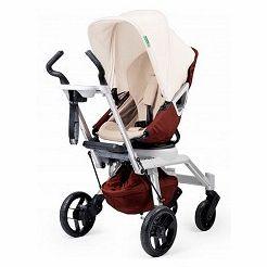 Orbit Baby Stroller G2 In Mocha Khaki