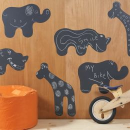 Chalkboard Animals