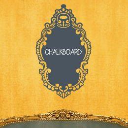 Rococo Chalkboard