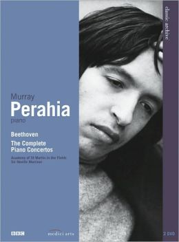 Classic Archive: Murray Perahia - Beethoven, the Complete Piano Concertos