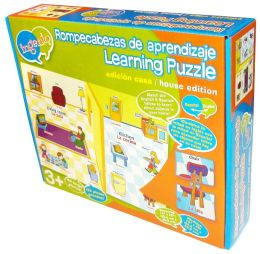 Smart Play At Home Bilingual Puzzle
