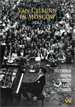Van Cliburn in Moscow, Vol. 5