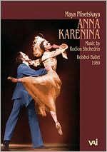 Anna Karenina (Boshoi Ballet)