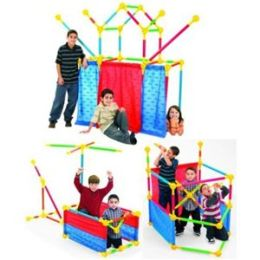 114 Piece Super Fort Kit