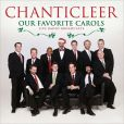 CD Cover Image. Title: Our Favorite Carols, Artist: Chanticleer