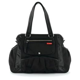 Skip Hop Studio Tote Diaper Bag - Black