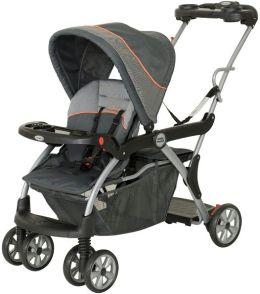 Baby Trend Sit N Stand Deluxe Stroller, Vanguard