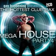 Gay Happening Presents: Mega House Party, Vol. 4