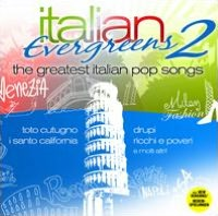 Italian Evergreen, Vol. 2: Greatest Italian Pop Songs