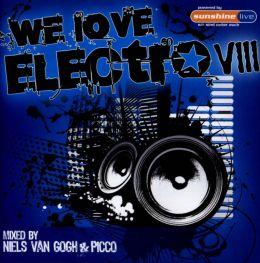We Love Electro, Vol. 8