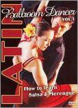 Video/DVD. Title: Latin Ballroom Dancer, Vol. 1: How to Learn Salsa & Merengue