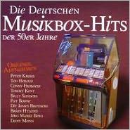 Die Deutschen Musikbox-Hits Der 50er Jahre