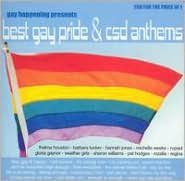 Gay Happening Presents: Best Gay Pride & CSD Anthems