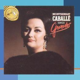Montserrat Caballé sings Granados