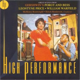 Great Scenes from Gershwin's Porgy and Bess
