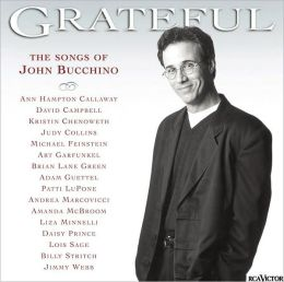 Grateful: The Songs of John Bucchino